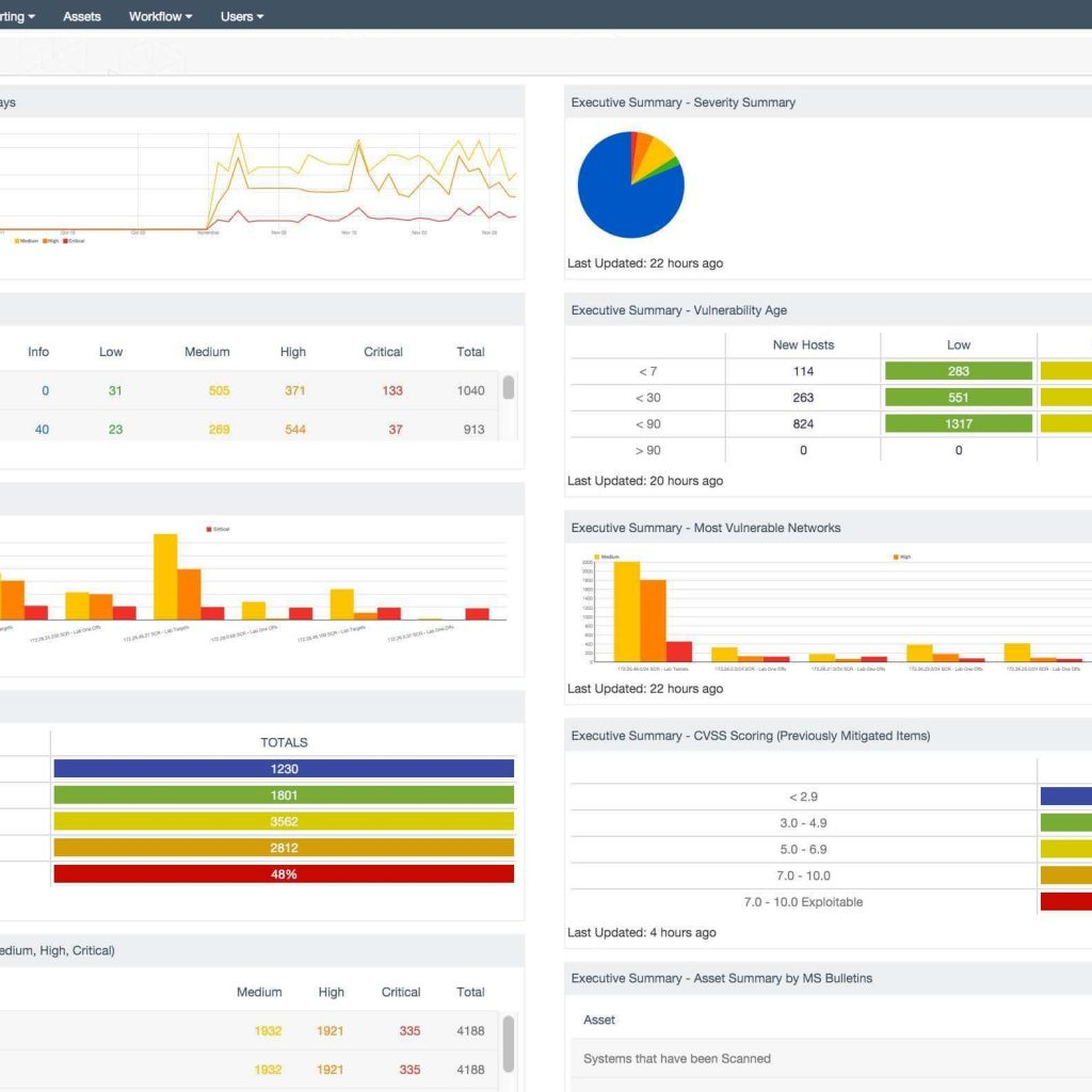 Security Risk Assessment Report Sample And Vulnerability Assessment Template